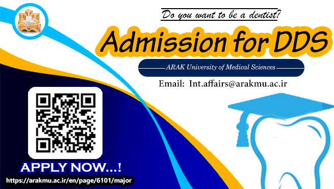Admission for DDS